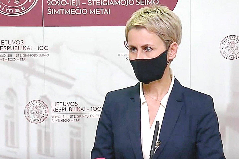 Nida Grunskienė.
