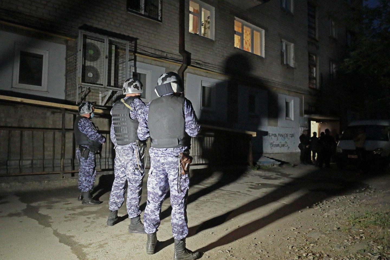 Žmogaus teisių gynėjai: Rusijoje vykdomas istorikų persekiojimas primena sovietinius laiku.<br>TASS/Scanpix nuotr.