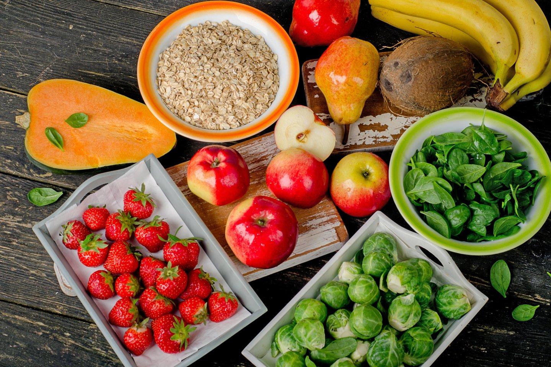 Siekiant mažinti svorį ne visada reikia radikalių mitybos pokyčių.<br>123rf.com asociatyvi nuotr.