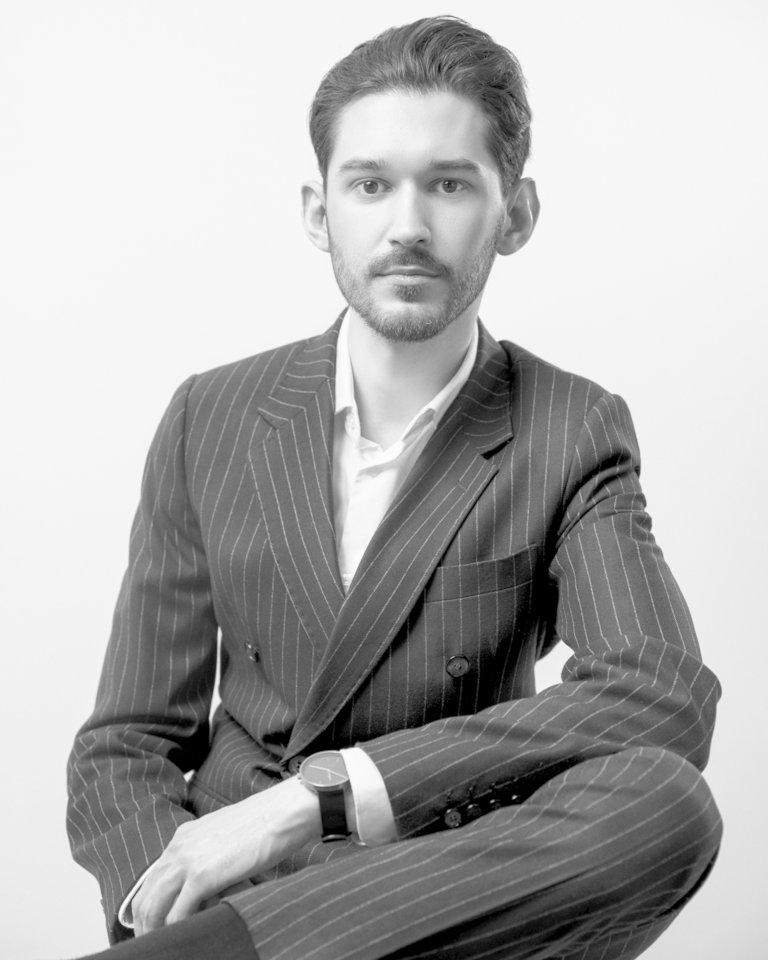 Gydytojas, dermatologijos rezidentas Andrius Jurėnas.<br>Partnerio nuotr.