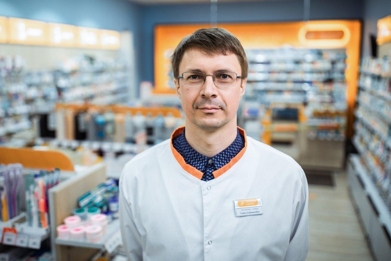 """T.Labanauskas.<br>""""Gintarinės vaistinės"""" nuotr."""