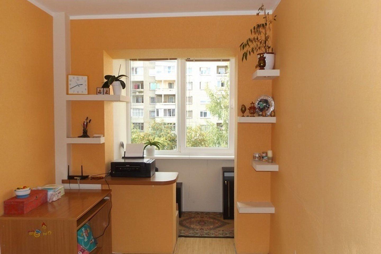 Daugiabučiuose esančio būsto kaina Visagine priklauso nuo jo būklės.<br>Brokerės nuotr.