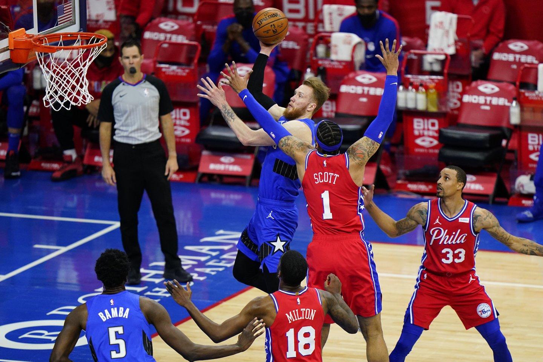 I.Brazdeikis pakviestas į rinktinę, tačiau nutarė siekti kontrakto NBA.<br>AP/Scanpix nuotr.