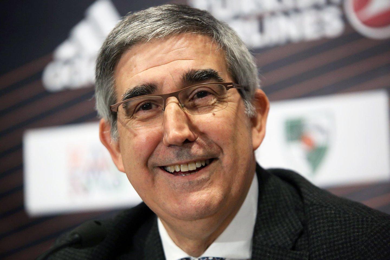 Jordi Bertomeu<br>M.Patašiaus nuotr.