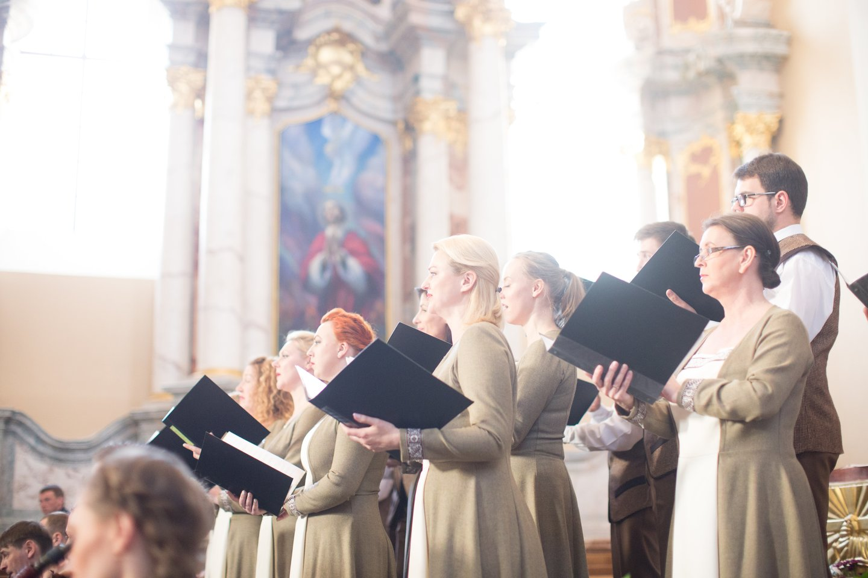 "Ansamblis ""Lietuva"" parengė sakralinės muzikos programą ""Lux Aeterna""."