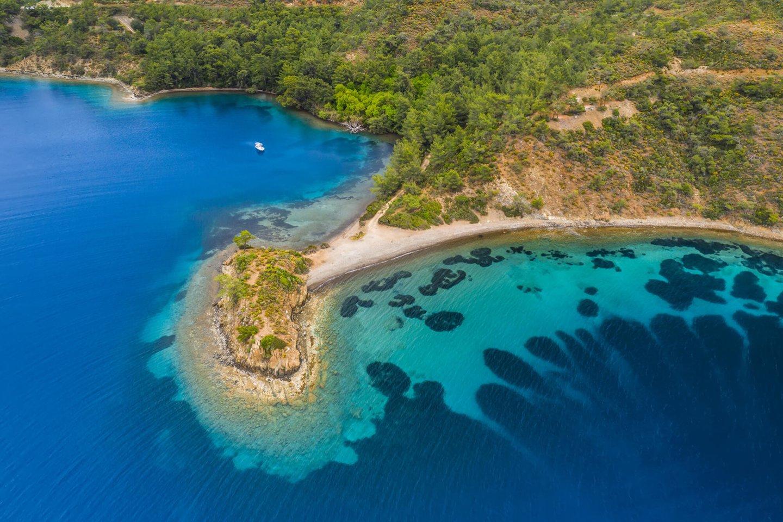 Bodrumo pusiasalyje įsikūręs to paties pavadinimo Turkijos kurortas traukia poilsiautojus iš visos Europos.