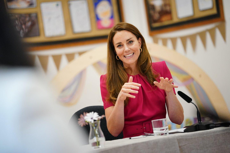 Catherine Middleton.<br>ZUMAPRESS.com/Scanpix nuotr.