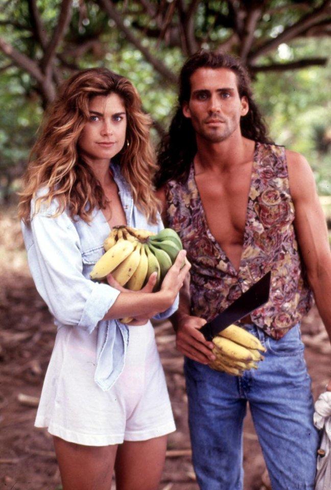 """Lėktuvo katastrofoje žuvo serialo """"Tarzanas: epiniai nuotykiai"""" žvaigždė Joe Lara (1962–2021).<br>Scanpix nuotr."""