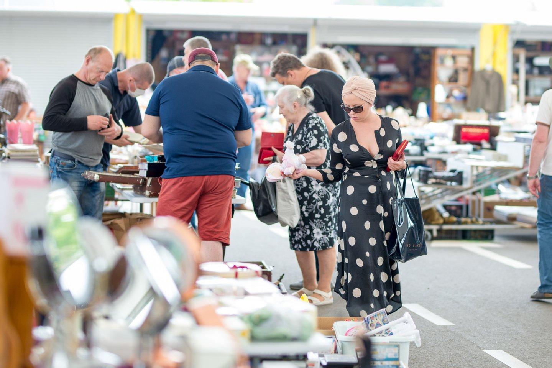 """Senturgis """"Laiko ratu"""" vyksta Kaune, prekybos miestelyje """"Urmas"""", šį savaitgalį, birželio 11–13 dienomis nuo ankstaus ryto iki vėlyvos popietės.<br>Prekybos miestelio """"Urmas"""" nuotr."""
