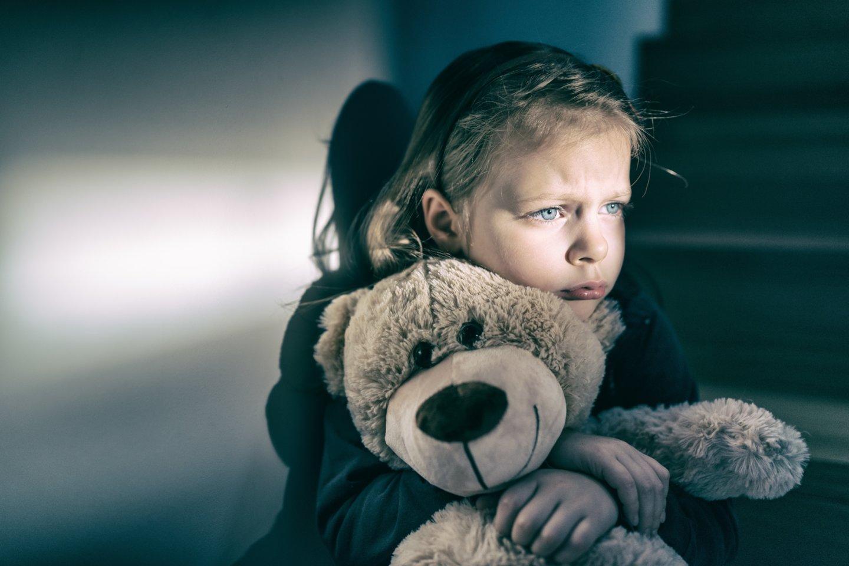 Dėl sudėtingos vaikystės mergina nemokėjo kurti normalių santykių net ir užaugus - troško mylėti kitą, tačiau nekentė savęs.<br>123rf.com asociatyvioji nuotr.