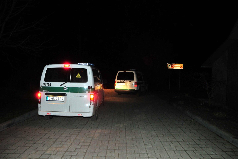 Vilniuje nužudytas jaunas vyras.<br>T.Bauro nuotr.