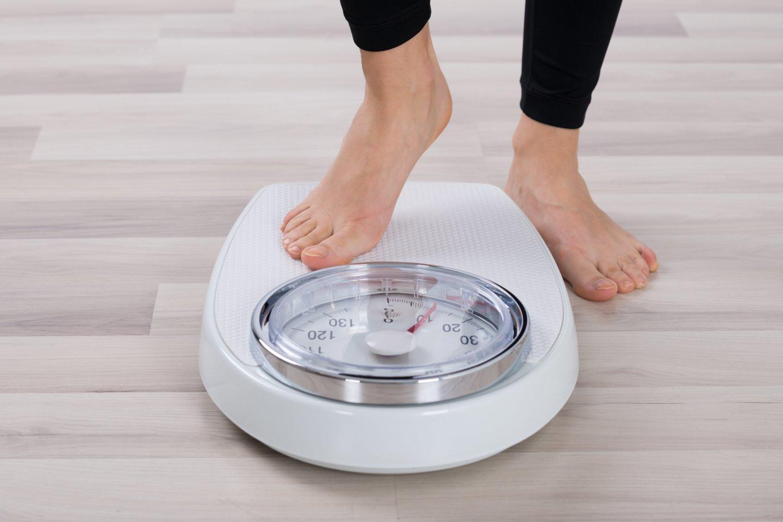 Nutukimas lemia įvairias ligas, apsunkina kitų gydymą.<br>123rf nuotr.