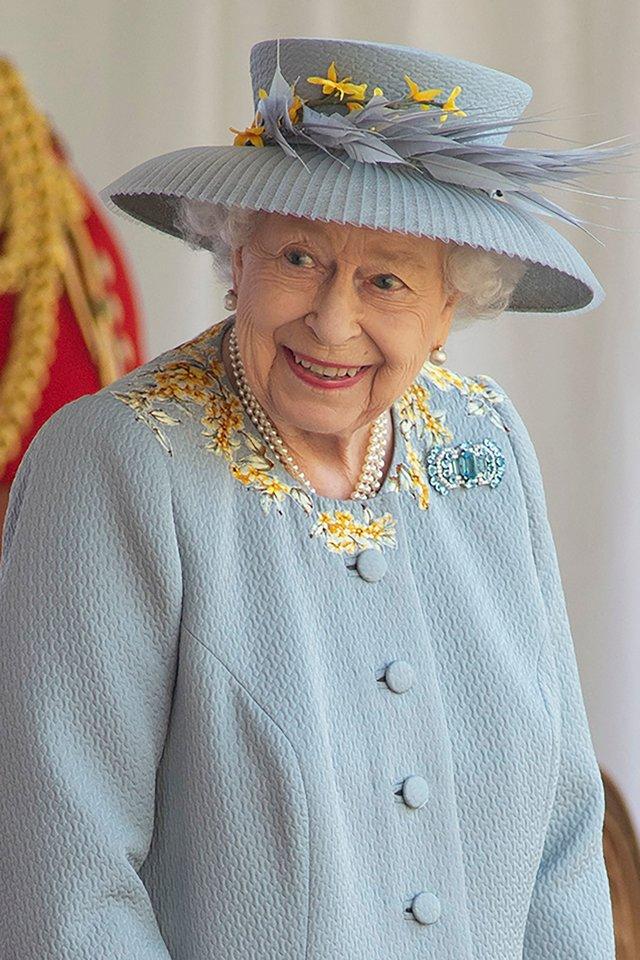 Elizabeth II.<br>AFP/ Scanpix nuotr.
