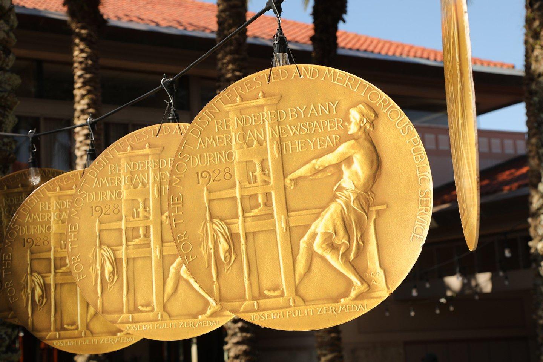 Amerikos lietuvė apdovanota Pulitzerio premija.<br>Scanpix/ZUMAPRESS nuotr.