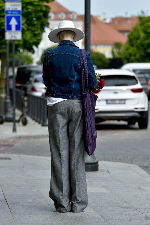 Gatvėse karantino nuotaikos - nė kvapo.<br>V.Ščiavinsko nuotr.