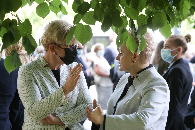 Lietuvoje pirmadienį minima Gedulo ir vilties diena<br>R.Danisevičiaus nuotr.