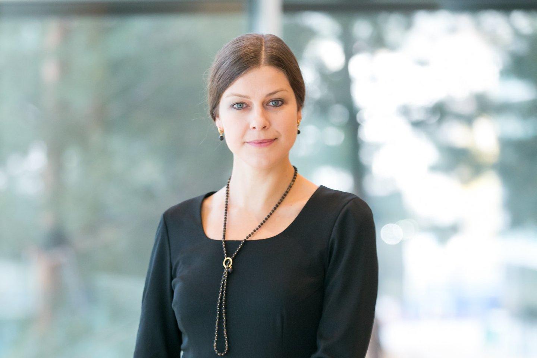 Pasak I.Genytės-Pikčienės, Lietuvos banko prognozės – pernelyg optimistiškos.<br>T.Bauro nuotr.