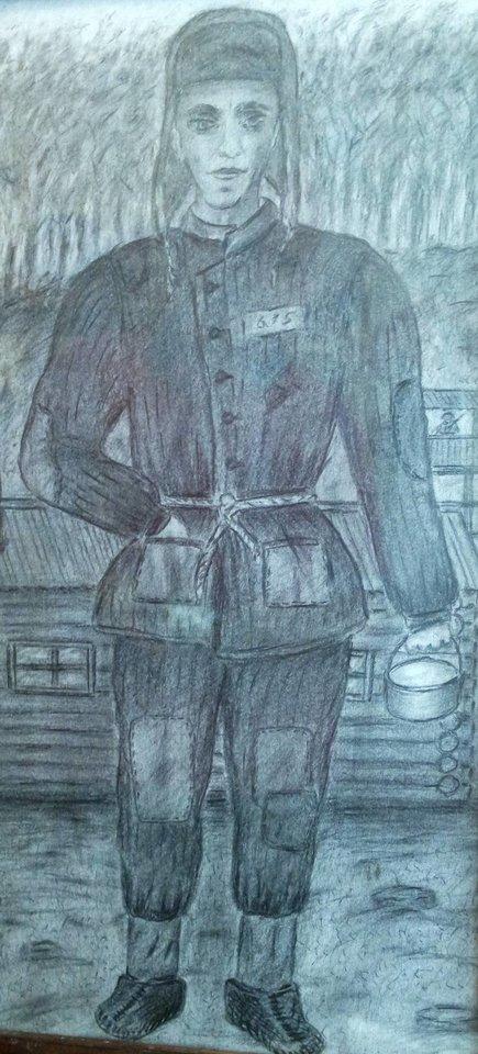 Kalinys.<br>Alfredo Klimašausko pieš.