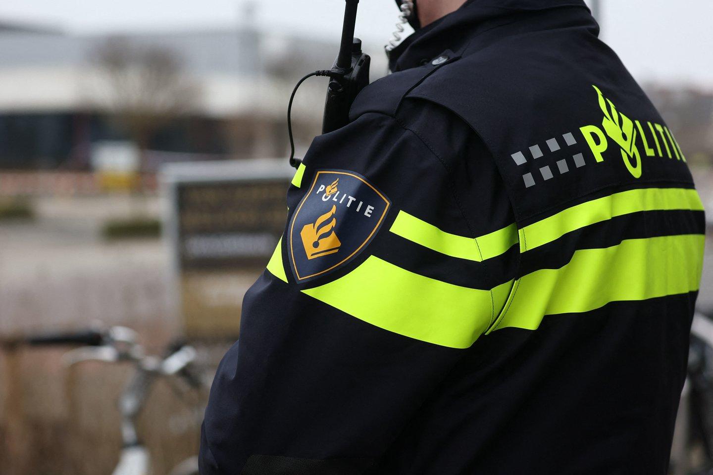 Olandijoje dingęs vilkiko vairuotojas rastas negyvas: žmona kūna atpažino tik iš tatuiruotės ir vestuvinio žiedo.<br>AFP/Scanpix nuotr.