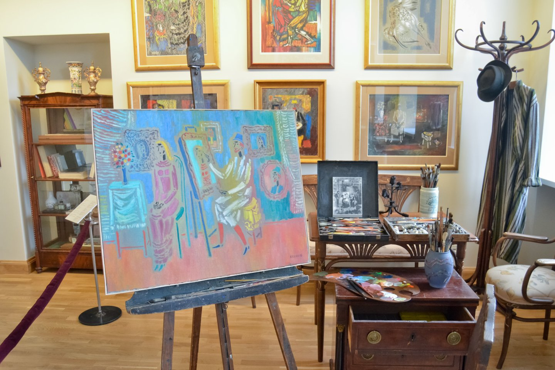 Vytauto Kasiulio dailės muziejus Vilniuje buvo atidarytas 2013 m.<br>D.Umbraso nuotr.