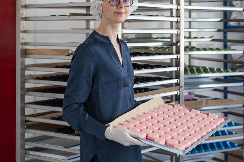 """Yra daug šalių, kur tokio pobūdžio produktai, kuriuos gamina """"Solidu"""", labiau įprasti ir mažiau stebina.<br>M.Baltrukėnaitės nuotr."""