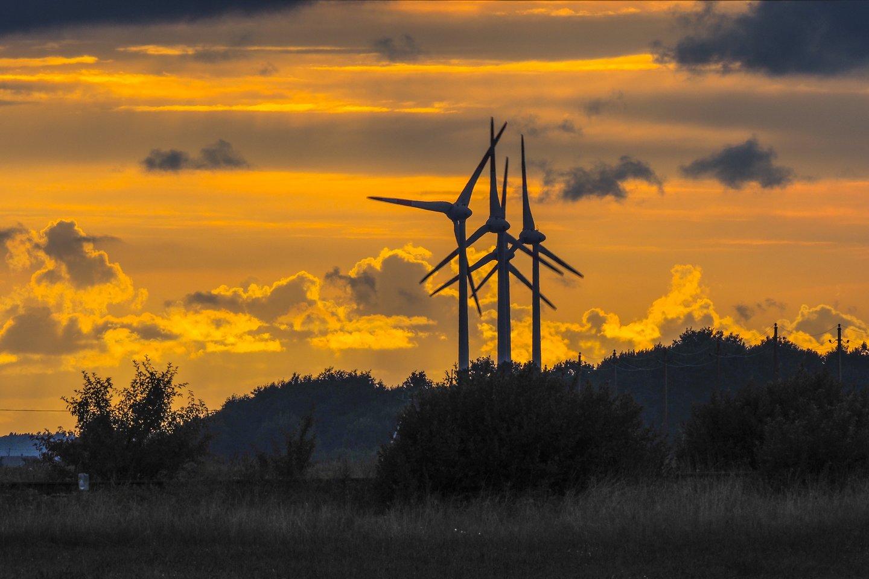 Galutinis energijos suvartojimas 2020 m., palyginti su 2019 m., sumažėjo 4,3 proc.<br>V.Ščiavinsko nuotr.