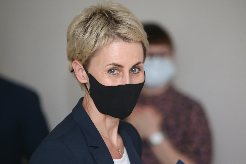 Generalinė prokurorė Nida Grunskienė.<br>R.Danisevičiaus nuotr.