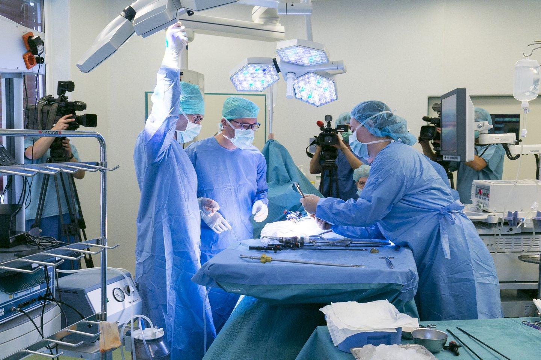 Žmonės Didžiojoje Britanijoje laikomi pasiryžusiais aukoti savo organus, nebent jie to atsisakė.<br>T.Bauro nuotr.