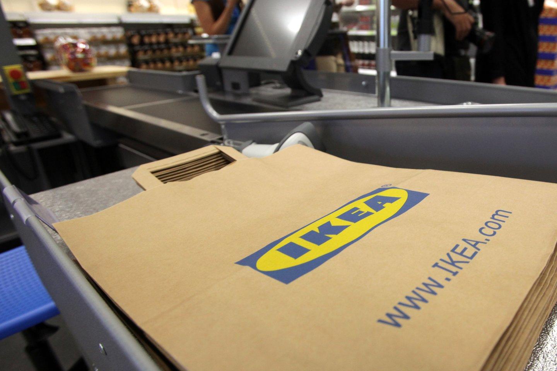 """Prancūzijos """"Ikea"""" padaliniui buvo skirta 1 mln. eurų bauda.<br>V.Balkūno nuotr."""