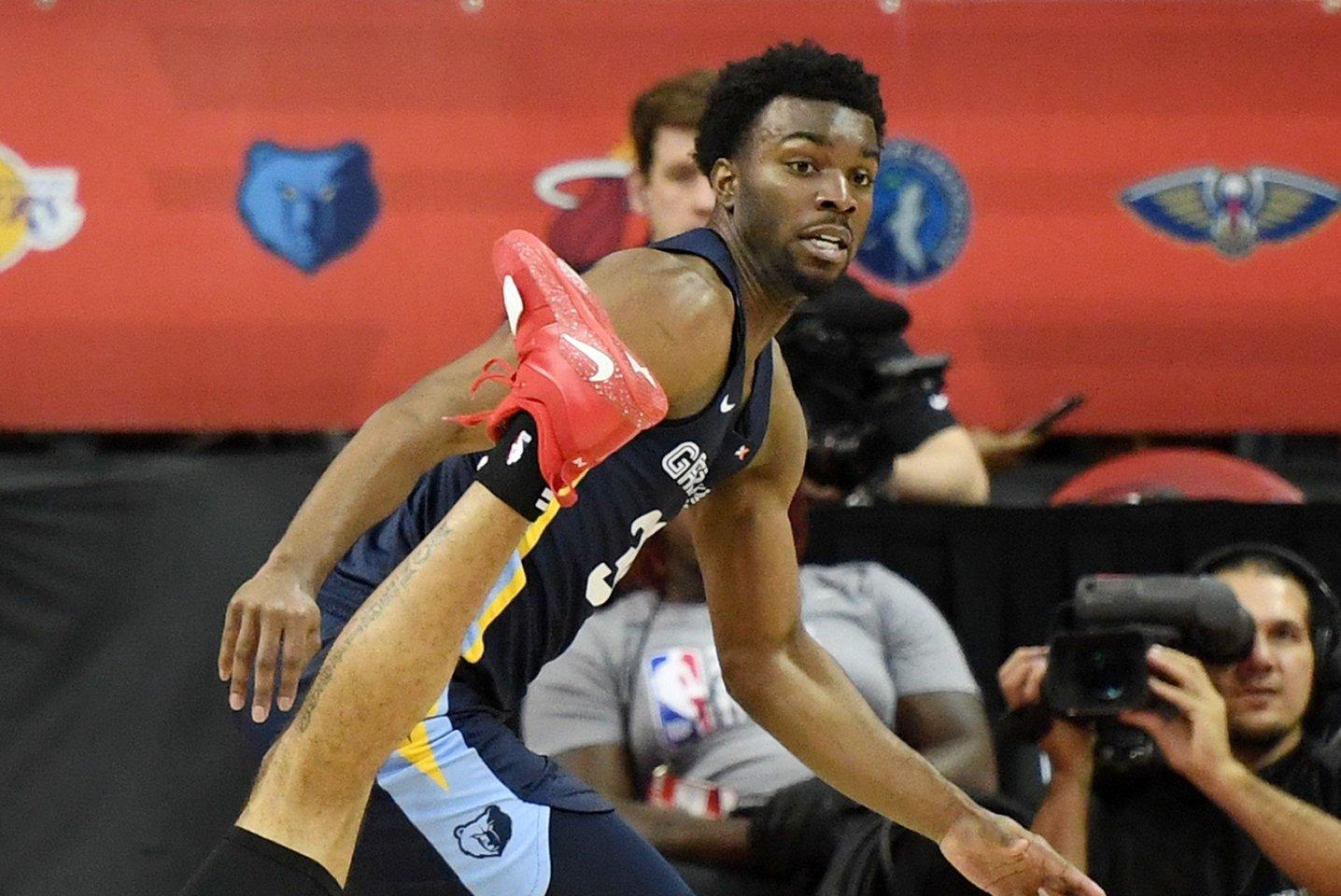 K.Evansas yra žaidęs ir NBA.<br>AP/Scanpix nuotr.