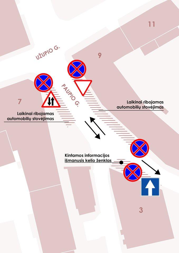 Nuo birželio 16 dienos pradedama testuoti eksperimentinė eismo valdymo platforma www.kivigatve.lt.<br>Pranešėjų spaudai nuotr.