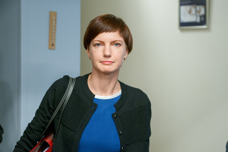 Monika Garbačiauskaitė - Budrienė<br>J.Stacevičiaus nuotr.