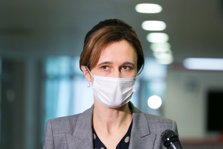 Viktorija Čmilytė-Nielsen<br>T.Bauro nuotr.