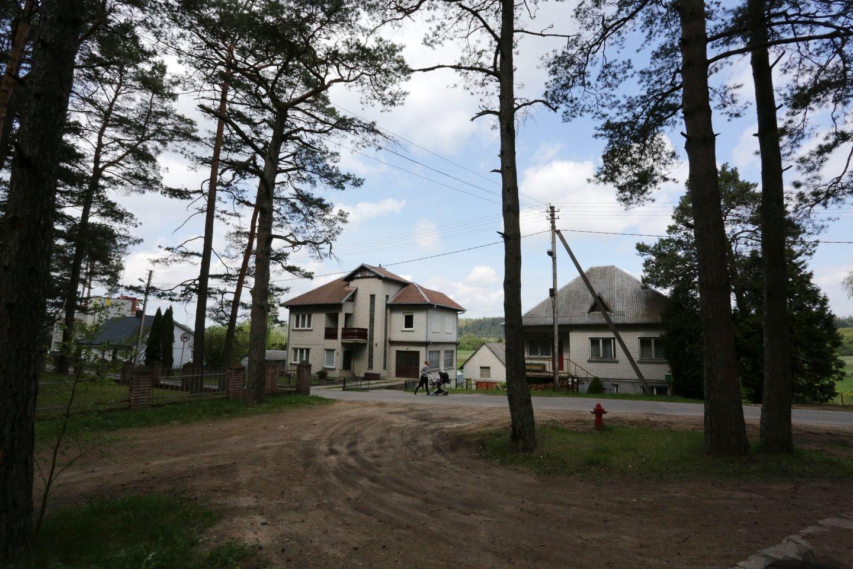 Jauki, žalia kurortinė vietovė prie Nemuno – Kačerginė šiuo metu gyvena pokyčių nuotaikomis.<br>P.Mantauto nuotr.