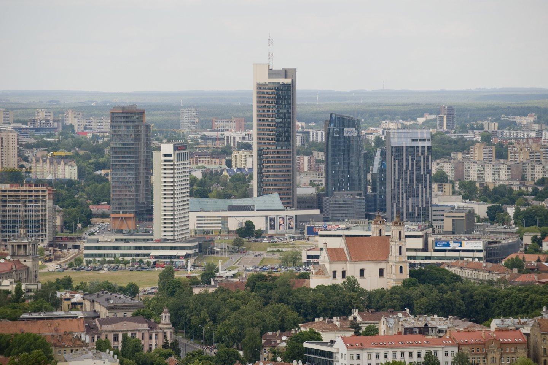 Vilniečiai ar juridiniai asmenys kviečiami aktyviai teikti pasiūlymus Vilniaus savivaldybės administracijai tiesiogiai, per kurjerius ar paštu, siunčiant registruotą laišką voke.<br>V.Ščiavinsko nuotr.