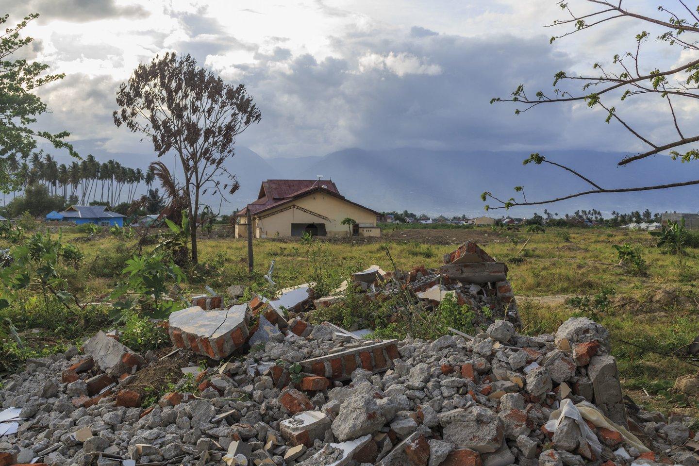 Rytų Indoneziją trečiadienį supurtė 5,8 balo žemės drebėjimas, apgadinęs pastatų ir privertęs Molukų provincijos pakrančių gyventojus skubiai trauktis į aukštesnes vietas.<br>123rf.com nuotr.