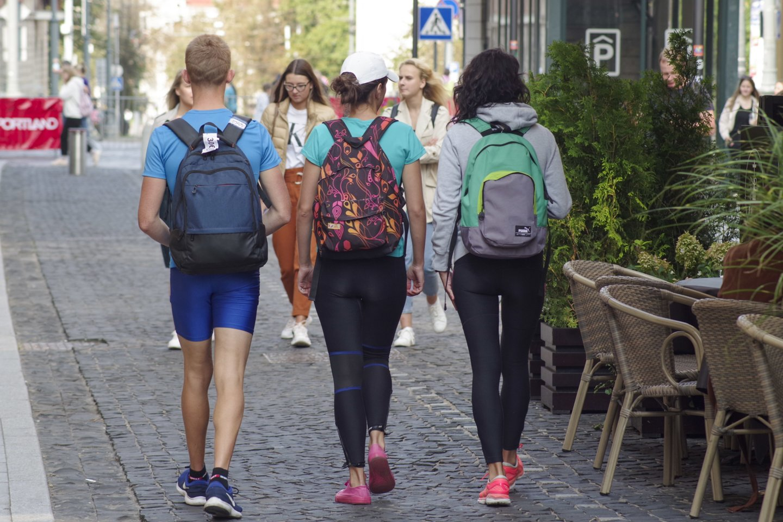 Švietimo, mokslo ir sporto ministerija kviečia mokyklas naudotis Kultūros paso paslaugomis ir vasarą.<br>V.Ščiavinsko nuotr.