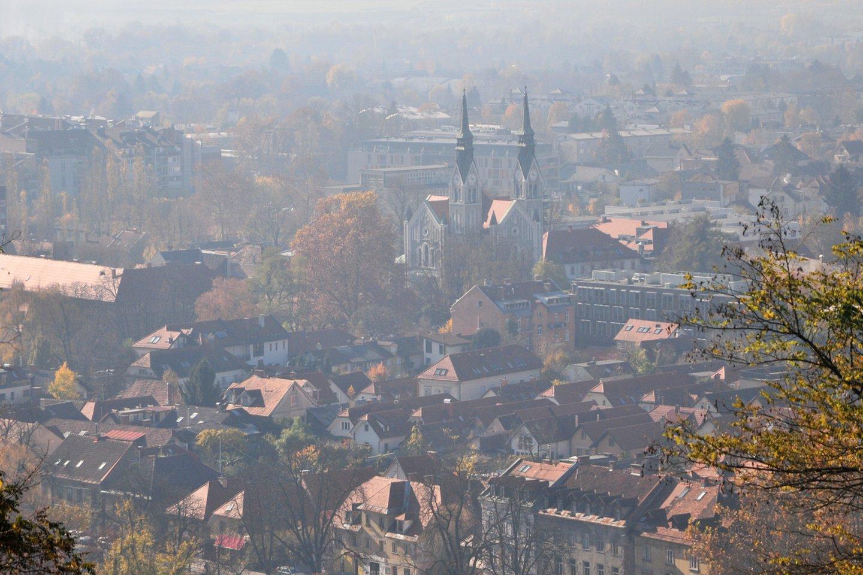 Švedijos Omeo mieste ir Tamperėje Suomijoje žmonės kvėpuoja švariausiu oru Europoje, rodo ES aplinkos agentūros (EAA) duomenys.<br>A.Vaitkevičiaus asociatyvi nuotr.