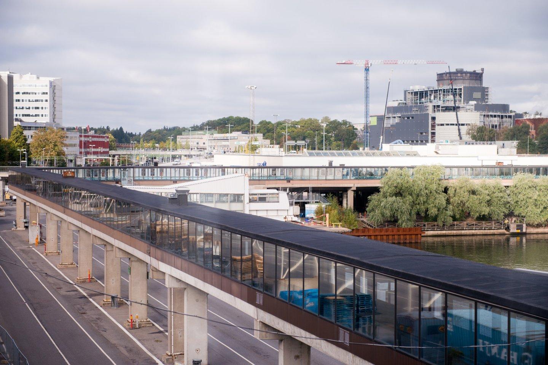 Švedijos Omeo mieste ir Tamperėje Suomijoje žmonės kvėpuoja švariausiu oru Europoje, rodo ES aplinkos agentūros (EAA) duomenys.<br>J.Stacevičiaus asociatyvi nuotr.