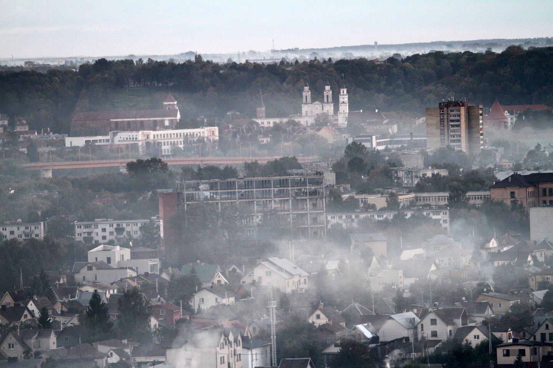 Švedijos Omeo mieste ir Tamperėje Suomijoje žmonės kvėpuoja švariausiu oru Europoje, rodo ES aplinkos agentūros (EAA) duomenys.<br>M.Patašiaus asociatyvi nuotr.