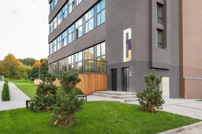 """Lofto vidutinė kvadratinio metro kaina – 980 eurų, vidutinis plotas – 48 kv.<br>""""Baltic Asset Management"""" nuotr."""