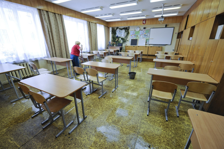 Penktadienį vyks vienas populiariausių ir svarbiausių egzaminų – matematikos brandos egzaminas.<br>V.Ščiavinsko nuotr.