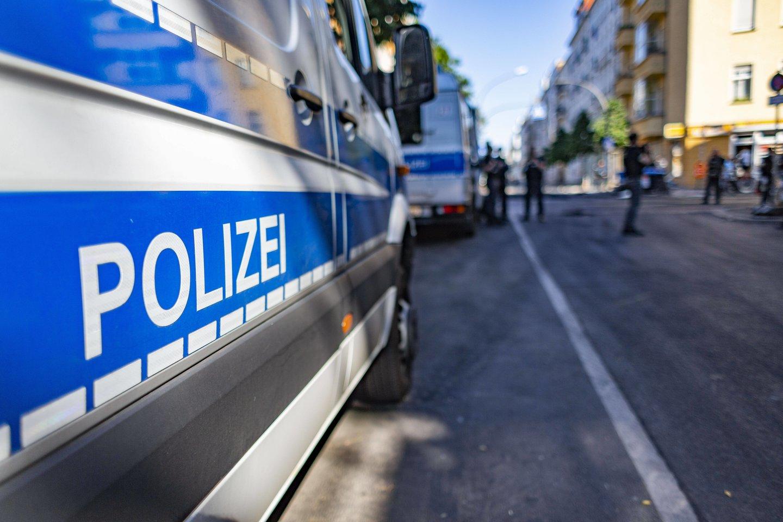 Vokietijoje per šaudynes žuvo du žmonės. <br>imago/Scanpix nuotr.