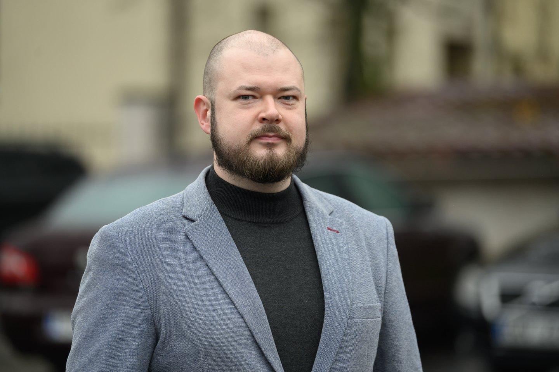 Vytautas Isoda.<br>V.Skaraičio nuotr.