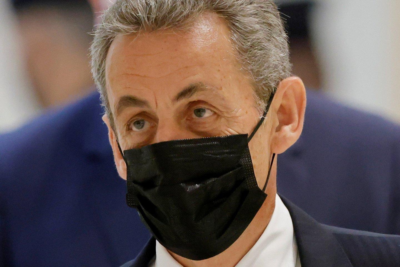 N.Sarkozy.<br>Reuters/Scanpix nuotr.