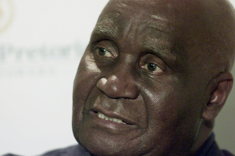 Zambiją sukrėtė pirmojo prezidento Kennetho Kaundo mirtis.<br>Reuters/Scanpix nuotr.