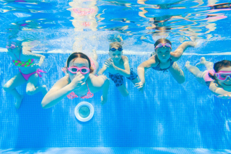 Paprastai skiriamos dvi baseinų rūšys – karkasiniai ir pripučiami.<br>Pranešimo spaudai nuotr.