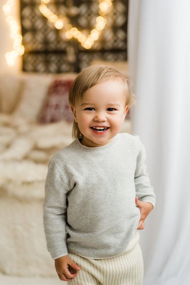 Simona pabrėžia, kad BLW metodas leidžia kūdikiui pažindintis su maistu be streso, savo tempu, moko pažinti savo poreikius.<br>Asmeninio albumo nuotr.