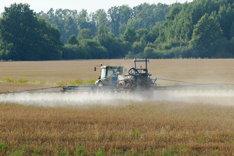 Sulaikytų nelegalių pesticidų kieko pakaktų dviem Europos valstybėms nupurkšti.<br>V.Ščiavinsko nuotr.