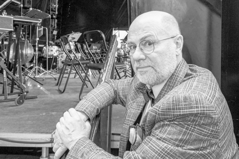 Koncertą vedė muzikologas V.Gerulaitis.<br>D.Matvejevo nuotr.